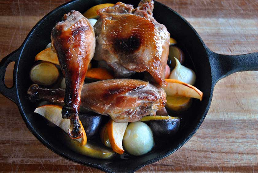 How to Cook the Perfect Roast Pheasant | Guidefitter