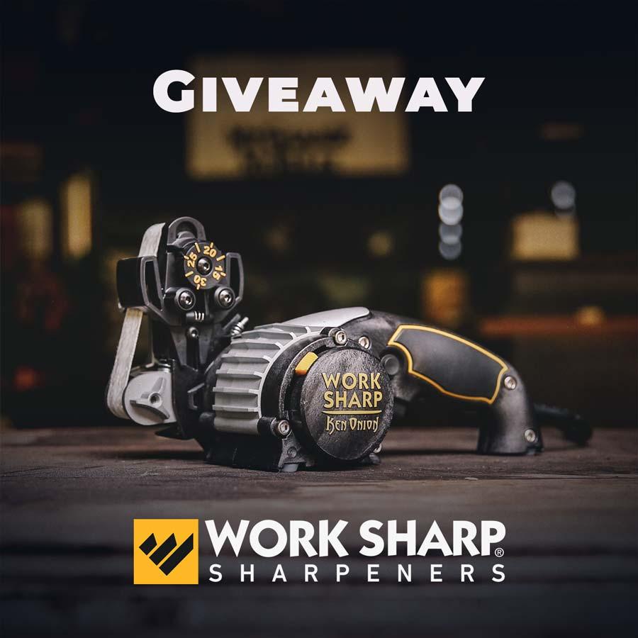 Work Sharp Giveaway