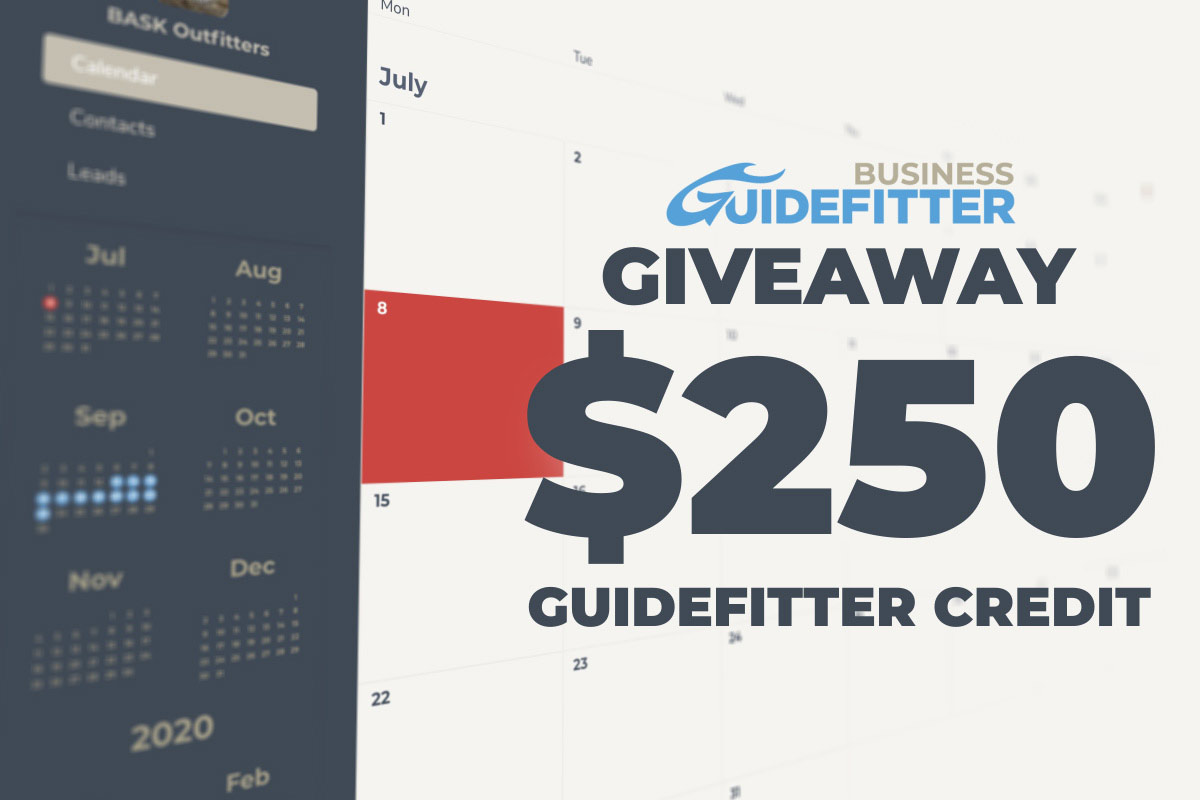 Guidefitter Business App Giveaway
