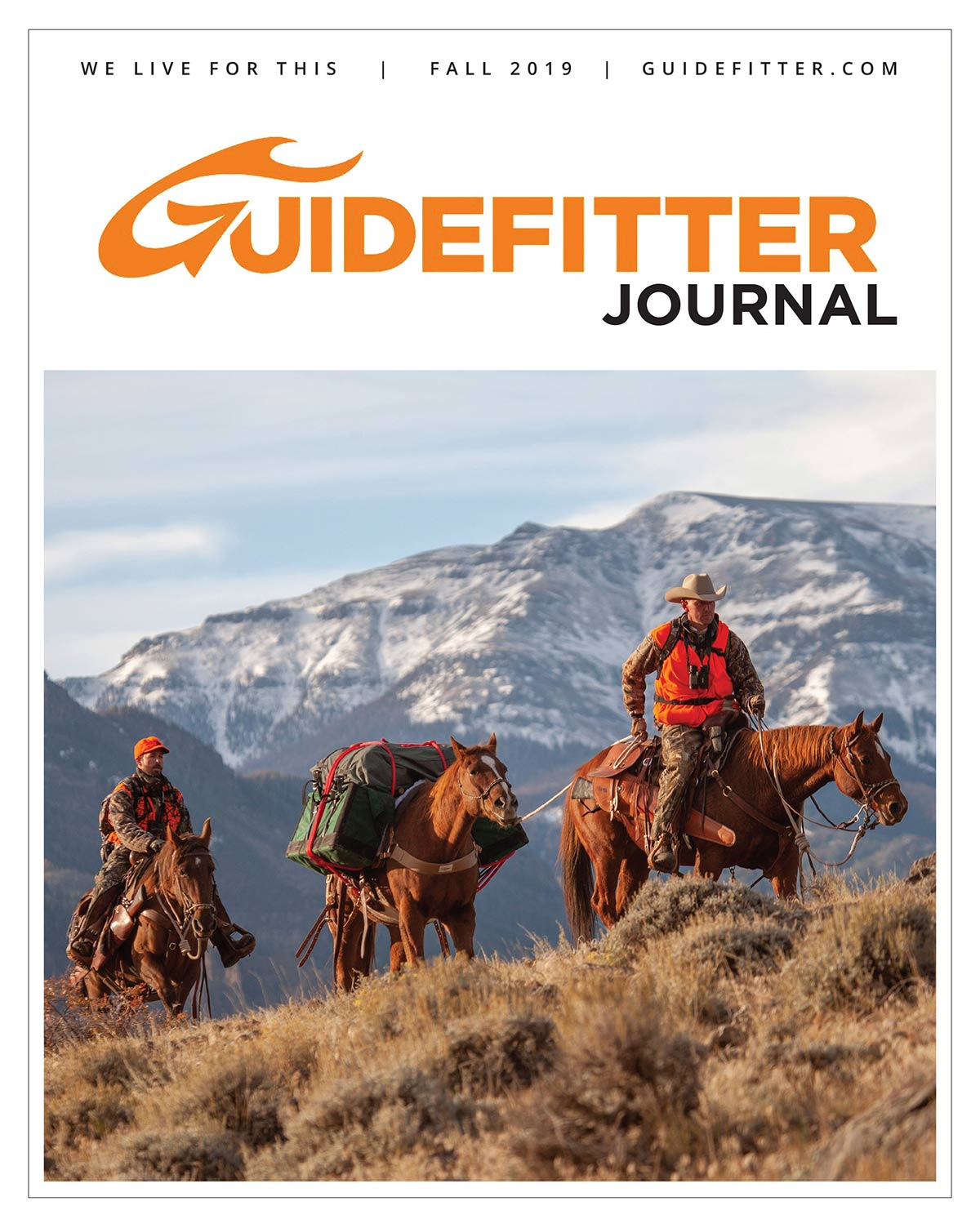 Guidefitter Releases the Fall Issue of The Guidefitter Journal