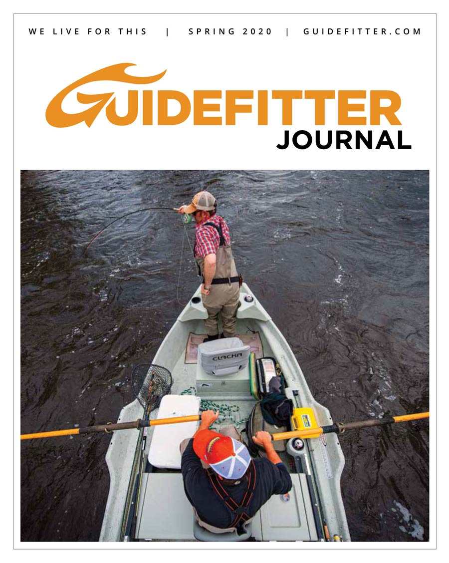 Guidefitter Releases a new Spring 2020 issue of The Guidefitter Journal